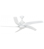 Fantasia Viper 44 Inch Ceiling Fan with LED 20w 3000k (White)