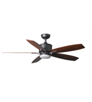 Fantasia Prima 52 inch Ceiling Fan (Natural Iron)