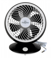 Fantasia Usb Desk Fan (Black/white)