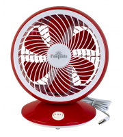 Fantasia Usb Fan (Red/white)