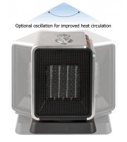 Fantasia Cubix Heater (Silver)