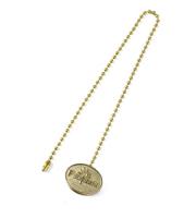 Fantasia Dangler Pull Chain (Brass)
