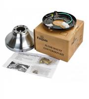 Fantasia Flush Mount Kit (Antique Brass)