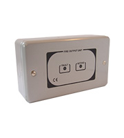 Fike Twinflex Output Module (Grey)