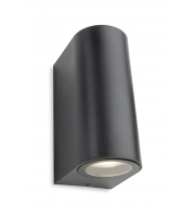 Firstlight Ace Modern Outdoor Up And Down Spotlight In Graphite Finish 2804GP