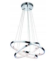 Firstlight Esprit Chrome LED Ceiling Light