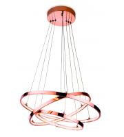 Firstlight Esprit Copper LED Ceiling Light