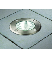 Firstlight 3734ST Integrated 10w LED Driveover Light in Stainless Steel Finish