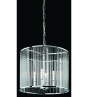 Firstlight 7625CH Rialto Pendant Light (Round)