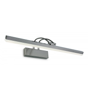 Firstlight 7645BS LED Large Picture Light In Brushed Steel Finish 11W