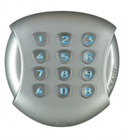 Galeo Backlit Keypad For 100 Users, IP64, Cast Aluminium