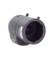 Genie CS Mount Varifocal CCTV Lens 3.5-8mm (Black)