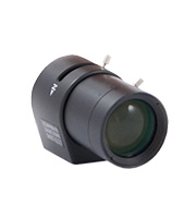 Genie CS Mount Economy Range CCTV Lens 5-100mm (Black)