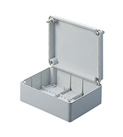 Gewiss Insulated 100x100x50 IP56 Enclosure Junction Box (Grey)