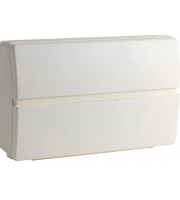 Hager 100A Insulated Enclosure Consumer Unit 14 Way (White)