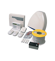 Honeywell Pet Tolerant Intruder Alarm Kit (White)