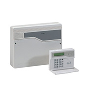Honeywell Accenta Mini Gen4 with LCD Keypad (White)