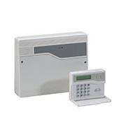 Honeywell Accenta Mini Gen4 with LCD Keypad (White)