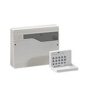 Honeywell Accenta Gen4 with LED Keypad (White)