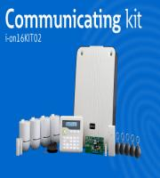 Scantronic I-ON16KIT02 Wireless Kit + With Speech & KeyFob (White)