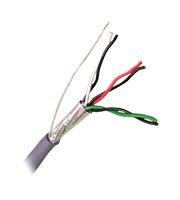 Jaylow Belden 9503 Equivalent Cable 100 Metre Drum (White)