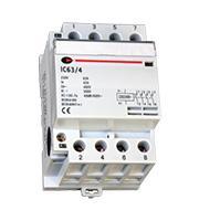 Lewden 63A 4 Pole 230V Contactor (White)