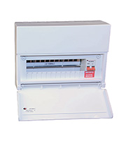 Lewden 12 Way Consumer Unit 100A Incomer
