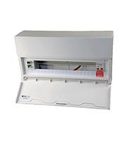 Lewden 17 Way Variable Split Consumer Unit (White)