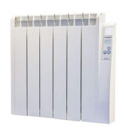 Farho Tessla Ultra 660W 4 Element Heater (White)