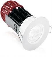 Aurora Lighting m10 Fixed 10W LED Downlight (Warm White)