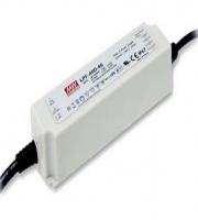 Meanwell IP67 40W Single Output Dimmable LED Driver (White)