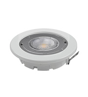 Megaman 9W Planex Downlight for GX53 (White)