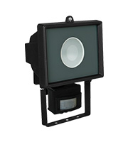 Megaman Floodlight for Tecoh CFx Cortona (Black)
