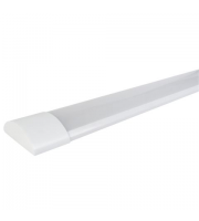 Megaman Tono 48W Integrated LED Batten (White)