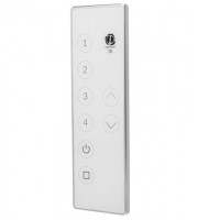 Megaman Main Smart Zb Remote Controller (White)