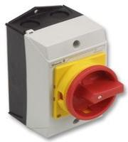 Eaton Insulated Enclosed Padlockable Switch Disconnector With Neutral