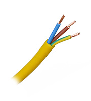 Red Arrow Arctic 2.5mm Arctic Grade Cable (Yellow)