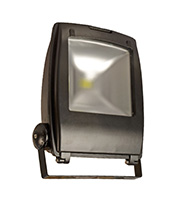 Red Arrow High Power 50W LED Floodlight (Black)