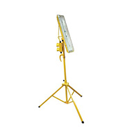 Red Arrow 110V IP44 Site Light (Yellow)