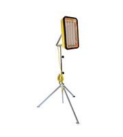 Red Arrow 4 x 36W Site Wolf Site Light (Yellow)