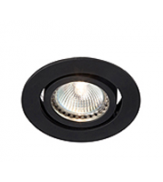Robus PVC Directional Downlight (Black)