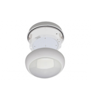 Robus Golf 10W Led With Pro-diffuser, IP65, 330mm, White, 4000K, Microwave Sensor (White)