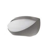 Robus Eclipse 12W Led Wall Light, IP54 3000K (Dark Grey)