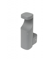Robus Orion 7W Led Wall Light, IP54, 226mm, Dark Grey, 3000K ()