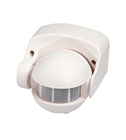 Robus Motion Detector 180 Degree PIR (White)