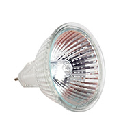 Robus 12V Dichroic 50mm MR16 Dimmable Lamp 20W (Warm White)
