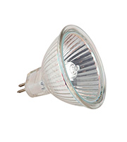 Robus 12V Dichroic 50mm MR16 Lamp 50W (Warm White)