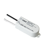 Robus 12V 20-60W Dimmable Electronic Transformer (White)