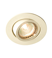 Robus PVC Directional Downlight (White)