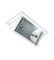 Robus 150W Recessed Rectangular Wall Washer (White)